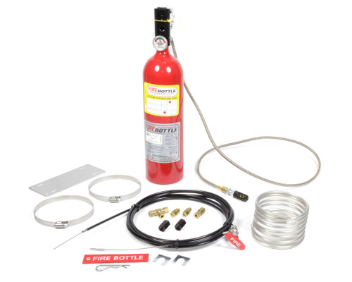 Safety Systems PAMRC-500 Fire Bottle System 5lb Automatic FE-36