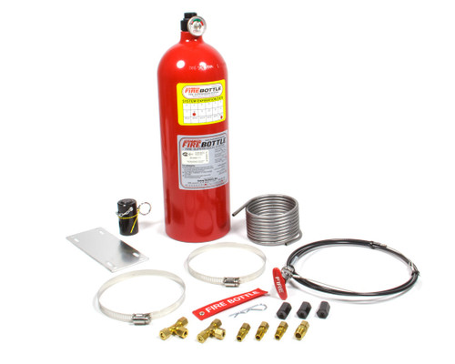 Safety Systems PRC-1010 Fire Bottle System 10lb Pull w/Steel Tubing