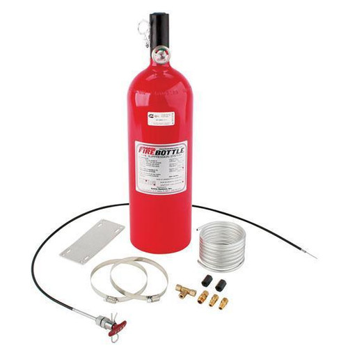 Safety Systems PRC-251 Fire Bottle System 2.5lb Pull FE-36