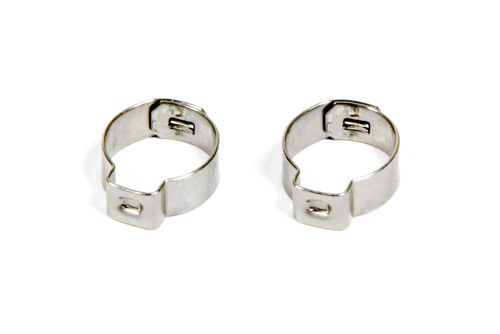 Fragola 999154 #4 Push Lock Clamps 2pk