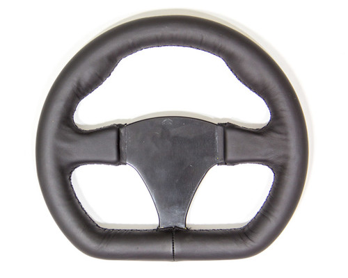 Biondo Racing Products SW-L Black Leather Steering Wheel
