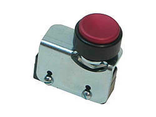 Biondo Racing Products TBB-DO Transbrake Switch Button - Double O w/Red Button