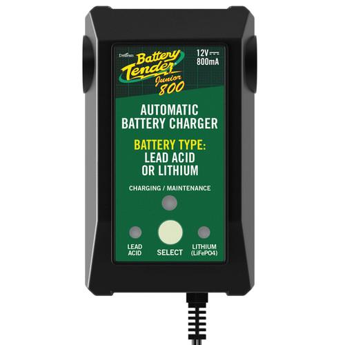 Battery Tender 022-0199-DL-WH Battery Tender Jr. Acid/ Lithium Compatitable