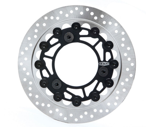 Qtm Inc 230-5401X Brake Rotor Rear Outboard Sprint Car Dirt