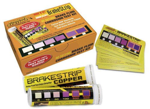 Phoenix Systems 3006-B BrakeStrip Fluid Test Kit