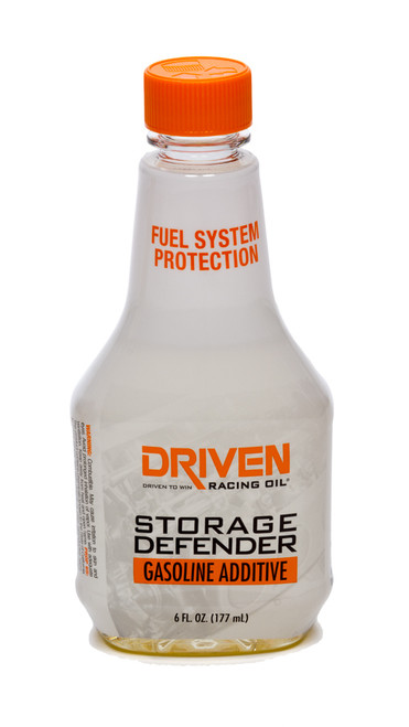 Driven Racing Oil 70060 Storage Defender Gas 6oz Bottle
