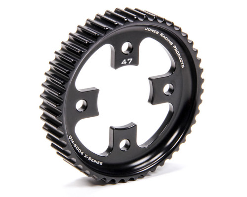 Jones Racing Products QM-6004-47 HTD Pulley 47 Tooth QM Axle