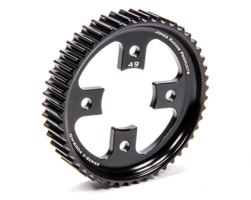 Jones Racing Products QM-6004-49 HTD Pulley 49 Tooth QM Axle