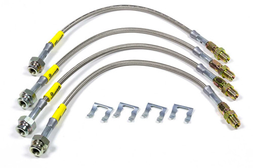 Goodridge 12426 G-Stop Brake Line Kit Roadrunner 68-69