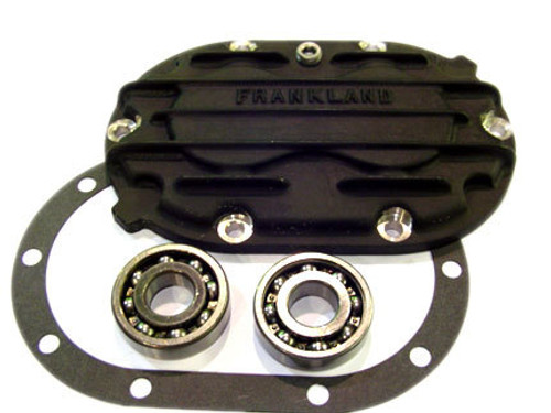 Frankland Racing KT0840MC Rear Cover Superlight Coated