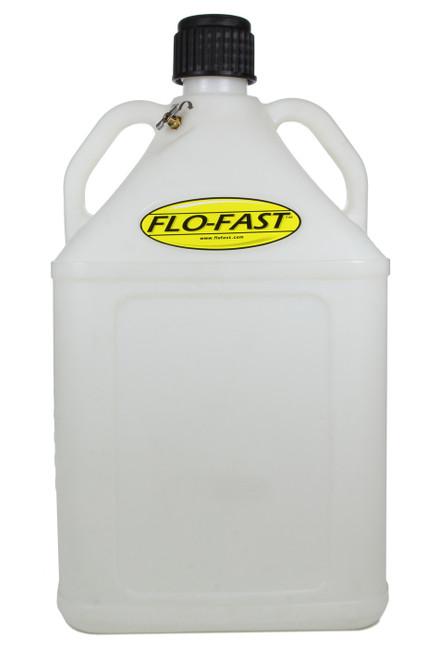 Flo-Fast 15503-N Utility Jug Natural 15 Gallon