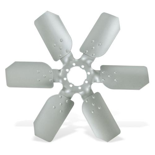 Flex-A-Lite 6717 Belt Driven Clutch Fan 17in - Silver