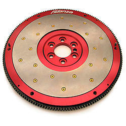 Fidanza Engineering 198541 Aluminum SFI Flywheel - SBC 153 Tooth- Int. Bal.