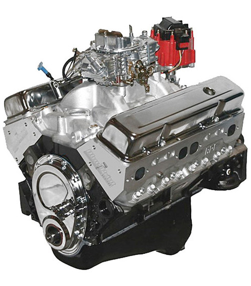 Blueprint Engines BP3961CTC Crate Engine - SBC 396 491HP Dressed Model