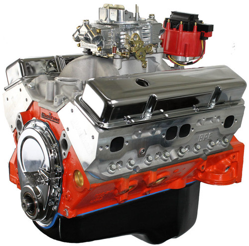 Blueprint Engines BP4001CTC1 Crate Engine - SBC 400 460HP Dressed Model