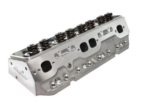 Blueprint Engines H8002K SBC 195cc Alm Cylinder Heads 2.020/1.600 Assem.