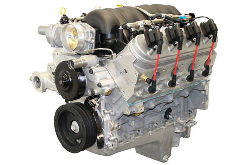 Blueprint Engines PSLS3760CTF Crate Engine - GM LS 376 EFI 530HP Dressed Model