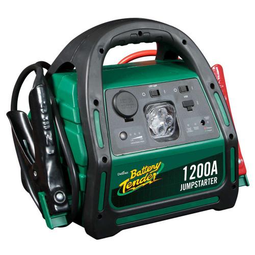Battery Tender 030-0004-WH 1200A Portable Jump Starter