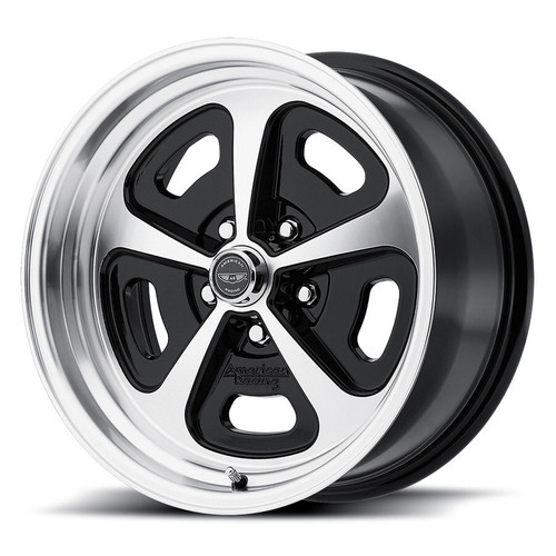 American Racing Wheels VN50177012500 17 x 7 500 Magnum Wheel 5 x 4.5 Bolt Circle