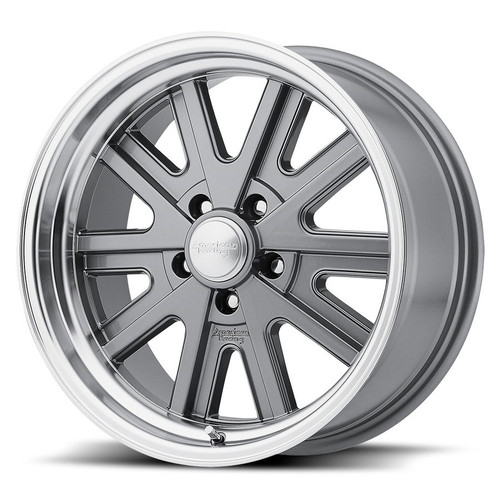 American Racing Wheels VN52777012400 17 x 7 527 Cobra Wheel 5 x 4.5 Bolt Circle