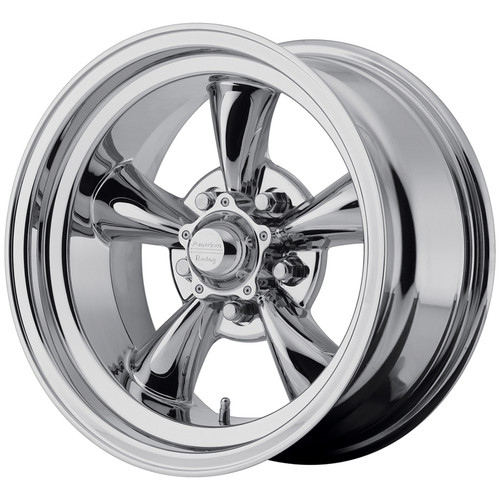 American Racing Wheels VN60558061 15X8 Chrome Torq-Thrust D 5 x 120.65 BC Wheel