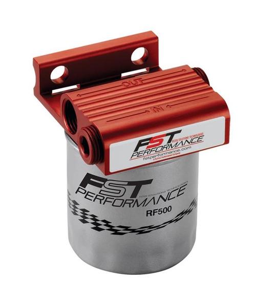 Fst Performance RPM300 FloMax 300 Fuel Filter System w/ 1/2NPT Ports