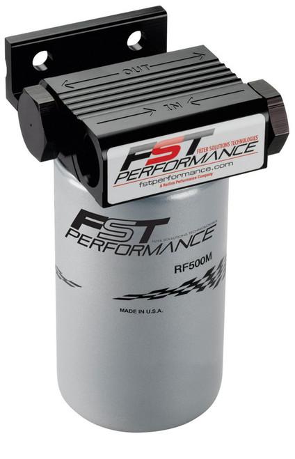Fst Performance RPM500 FloMax 500 Fuel Filter System w/ #12 ORB Ports