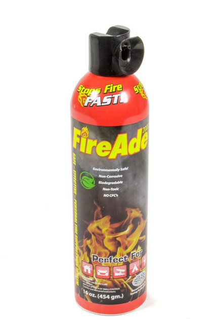 Fireade 16FA2K Fire Extinguisher 16oz FireAde 2000
