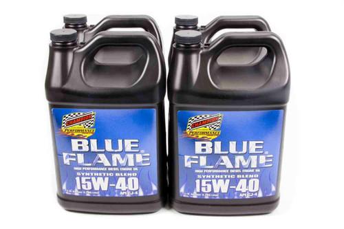 Champion Brand 4358N-4 15w40 Syn-Blend Diesel Oil 4x1 Gallon