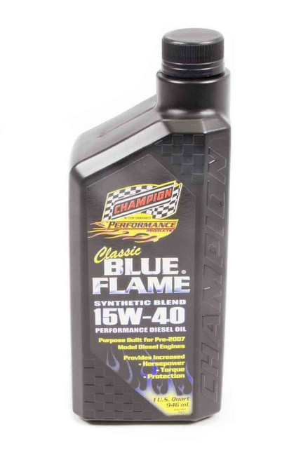 Champion Brand 4359H 15w40 Synthetic Diesel Oil 1Qt