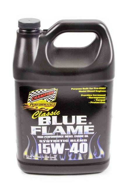 Champion Brand 4359N 15w40 Synthetic Diesel Oil 1 Gallon