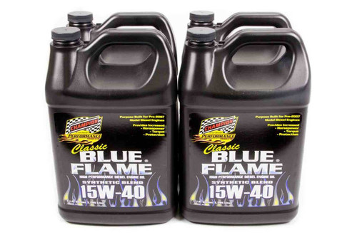 Champion Brand 4359N-4 15w40 Synthetic Diesel Oil 4x1 Gallon