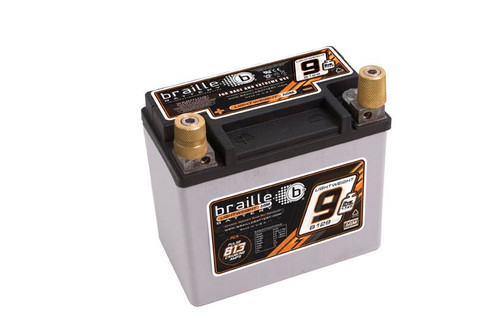 Braille Auto Battery B129 Racing Battery 9.5lbs 813 PCA