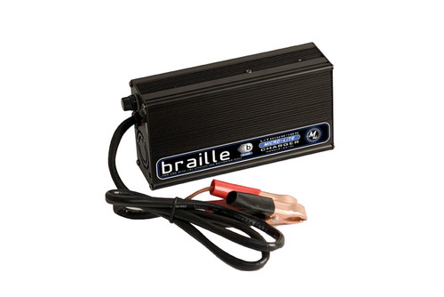 Braille Auto Battery 12310L Lithium Battery Charger 10amp  Micro-Lite