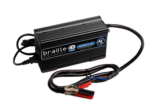 Braille Auto Battery 12325L Lithium Battery Charger 25amp  Micro-Lite
