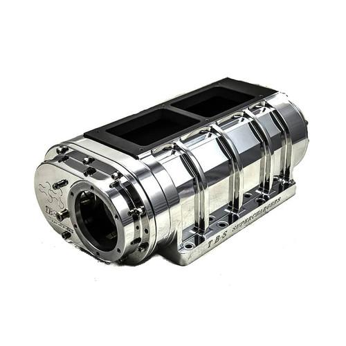 The Blower Shop 2222 8-71 TBS Billet Case w/ High-Helix Billet Rotors