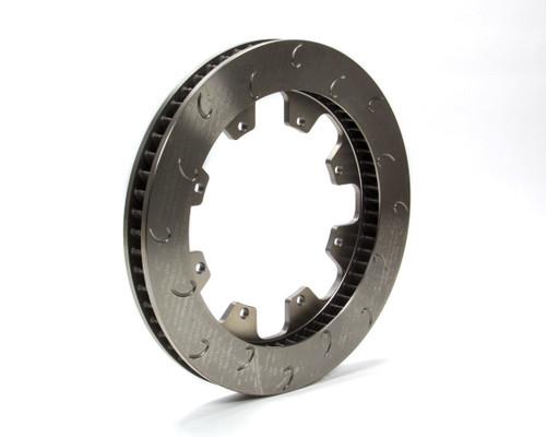 Ap Brake 1901726 60 Vane Brake Rotor RH J-Hook 1.25-12.19 8 Bolt