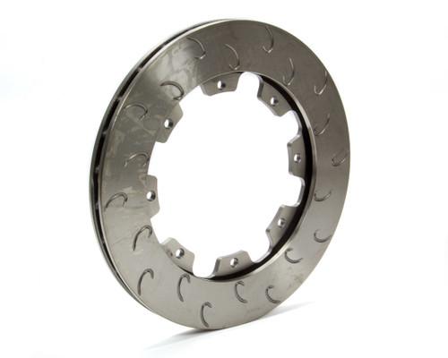 Ap Brake 1901793 28 Vane Brake Rotor LH J-Hook .810-11.75 8 Bolt