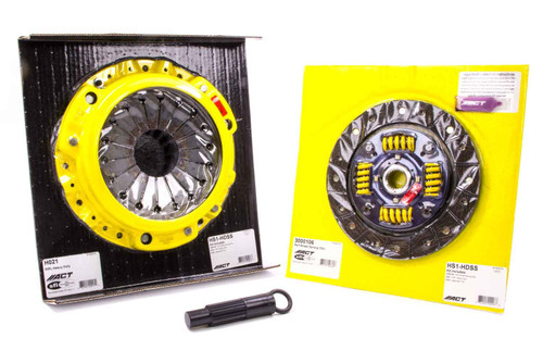 Advanced Clutch Technology HS1-HDSS Hd Clutch Kit 2000-09 Honda S2000