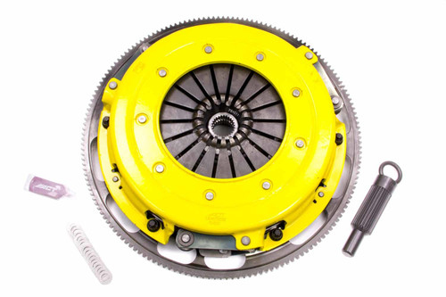 Advanced Clutch Technology T2S-F03 Twin Disc Clutch Kit Ford 5.4L Mustang Shelby