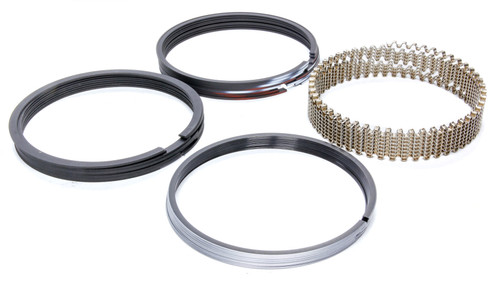 Akerly-Childs 19527-5 Piston Ring Set 4.505 HTD/HT 017 1/16 3/16