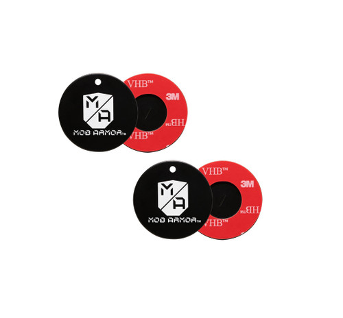 Mob Armor MOB-MD Mounting Disc 2-Pack