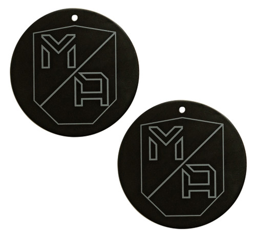 Mob Armor TABN-MD-ACC TabNetic Mounting Disc 2 Pack
