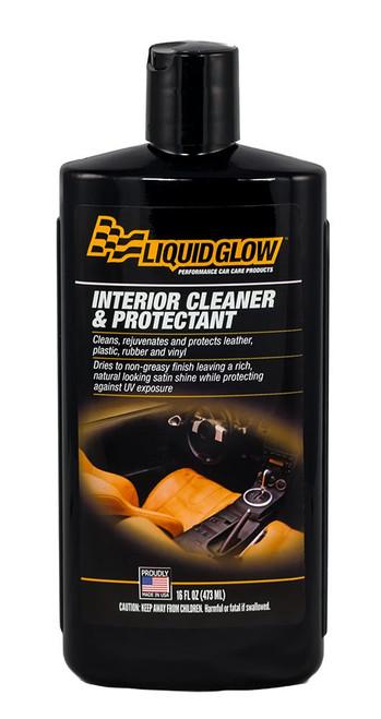 Liquid Glow 60101 Interior Protectant 16oz Squeeze Bottle