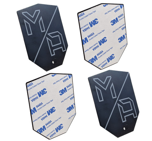 Mob Armor TABN-PL-ACC TabNetic Device Plates 2 Pack