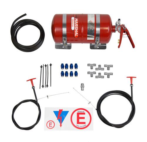 Lifeline Usa 106-001-001 Fire Suppression System Zero 2000 4.0 Ltr FIA