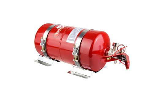 Lifeline Usa 106-001-001-B Fire Suppression Bottle Zero 2000 4.0 Ltr FIA