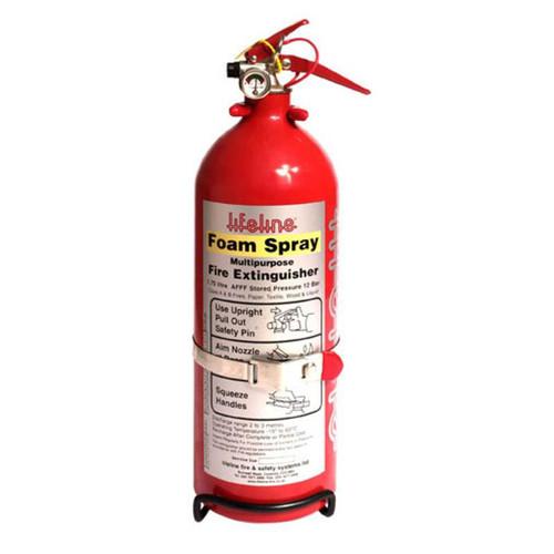 Lifeline Usa 201-100-001 Fire Extinguisher AFFF 1.0 Liter
