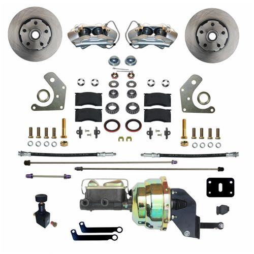 Leed Brakes FC2002-8405 Power Brake Conversion Mopar B & E Body