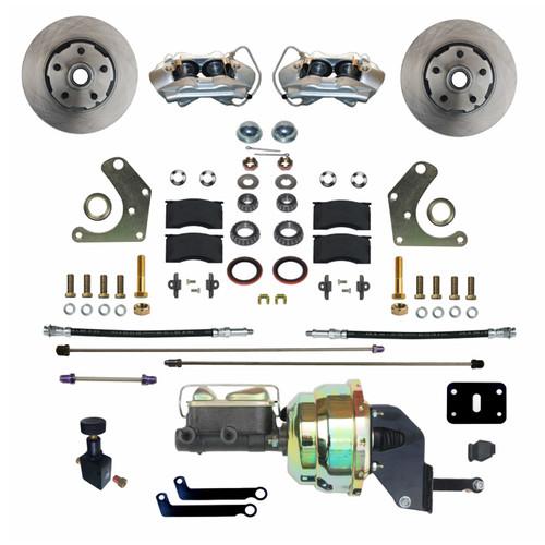 Leed Brakes FC2003-8405 Power Brake Conversion Kit Mopar C Body